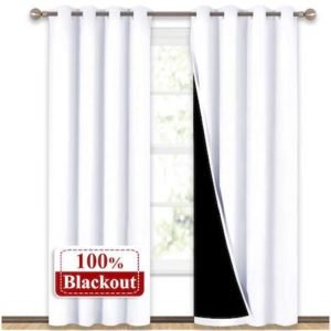 nicetown soundproof curtain 2