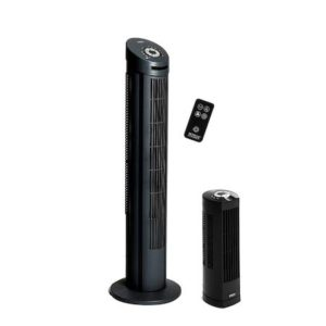 Seville Classics UltraSlimline Tower Fan Combo Pack​