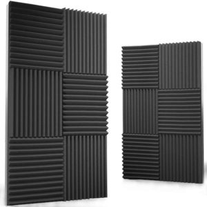 Siless 12 pack Acoustic Foam Panels