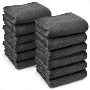 Sure-Max Heavy-Duty Moving & Packing Blankets