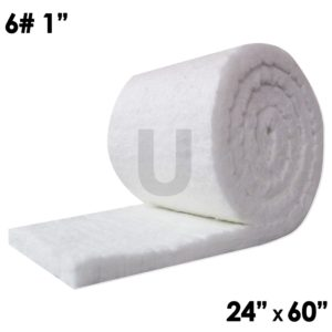UniTherm Ceramic Fiber Insulation Blanket Roll​
