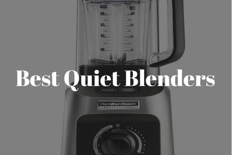best quiet blenders featured image (1)
