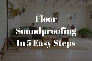 floor soundproofing featured image