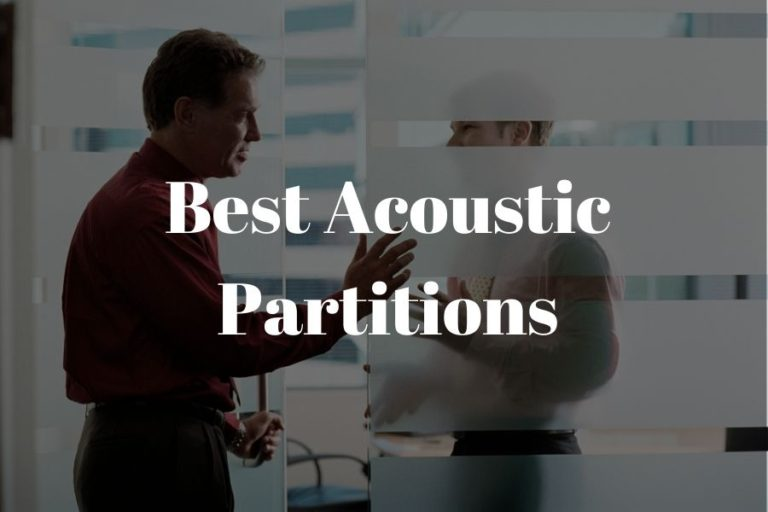 best acoustic partitions featured image
