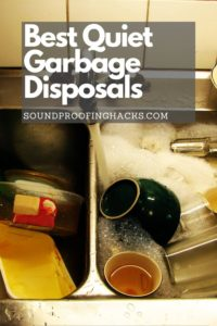 best quiet garbage disposals pinterest 1