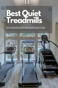 best quiet treadmills pinterest 1