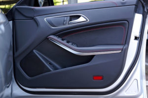 soundproof car door