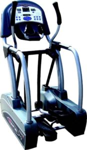 hybrid treadmill elliptical