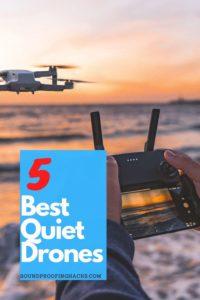 5 best quiet drones pinterest 1
