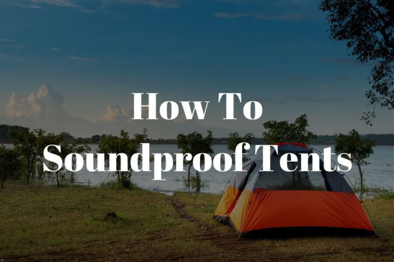 soundproof tents featured image
