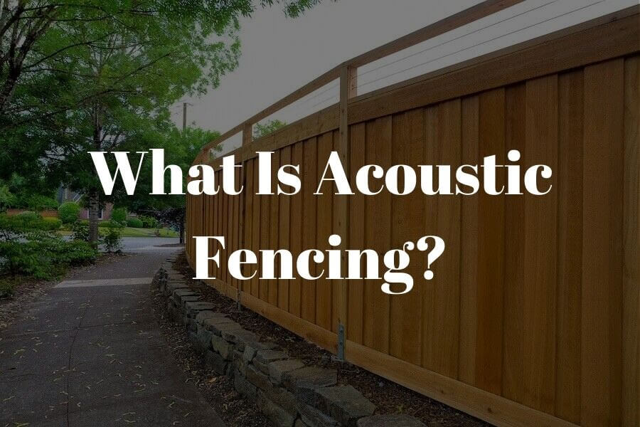 what is acoustic fencing featured image