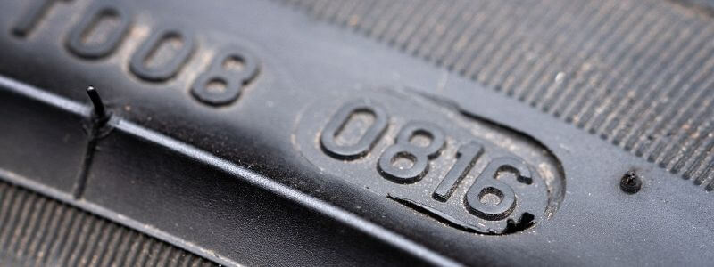 last 4 digits of tire identification number