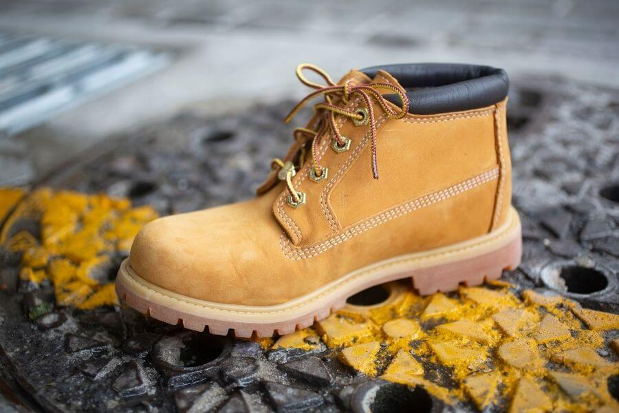 stop timberland boots from squeaking